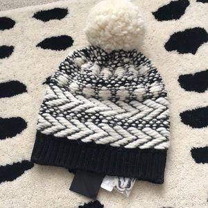 Club Monaco Knit Hat!